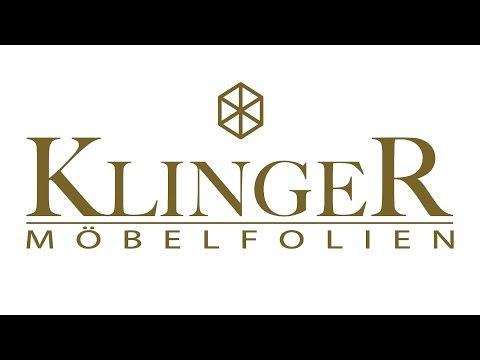 Möbelfolie bzw. Architekturfolie von Fa. Klinger Folien GmbH