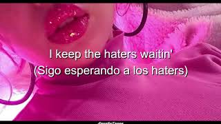 Don't Talk About Me; Paloma Mami   Letra (Español Inglés)