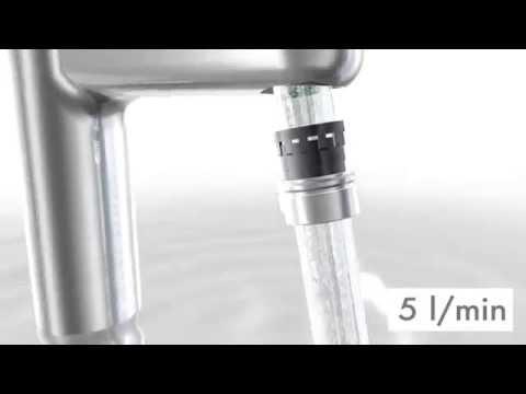 Hansgrohe EcoSmart Mixer rev