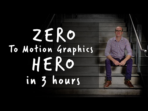 1/51 | Introduction to Become a Motion Graphics - After Effects