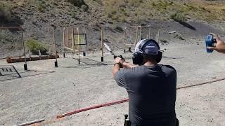 Beretta 92fs: Advanced Combat Shooting