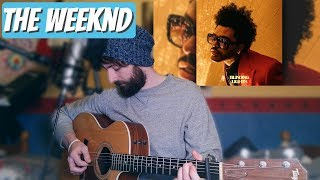 The Weeknd   Blinding Lights   ONE TAKE COVER