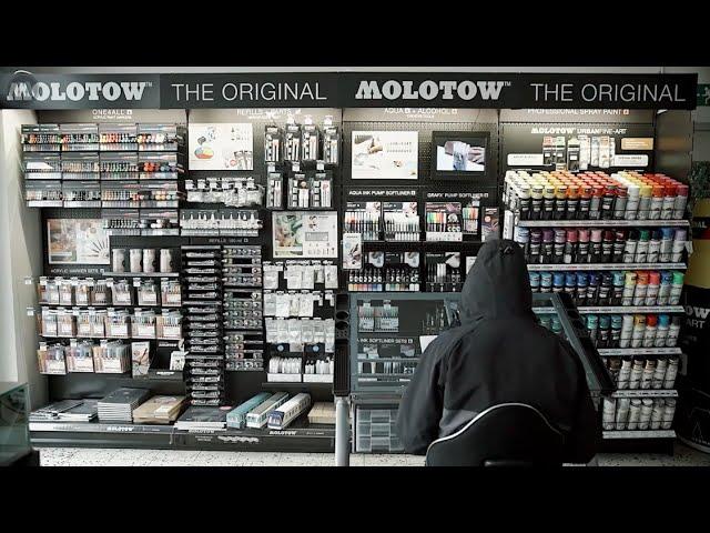 MOLOTOW™ FILM CANVAS