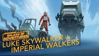 Episode 1.20 Luke contre les quadripodes impériaux, commandant sur Hoth (VO)