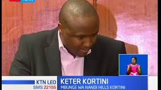 Alfred Keter na wafanyibiashara wengine wawili wamefikishwa mahakamani na kukanusha mashtaka