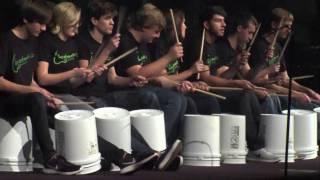 Christmas Groove 2016: Little Drummer Boy