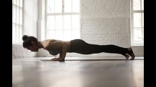 60 minute All Level Vinyasa Yoga with Anthea (November 2020)