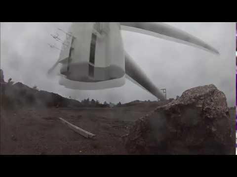 5 Heftige Windrad Unfälle/Abriss