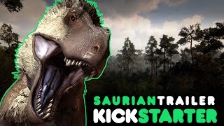 videó Saurian