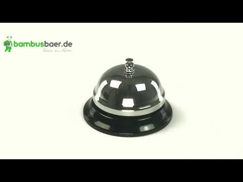Tischklingel 3D Ansicht