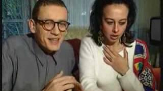 """Les Zacros de la Télé de Dany boon avec Valérie Bonneton. sketch: """"de lui même"""""""