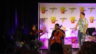 Steven Universe - Zach Callison, Somnio Strings at Florida Supercon