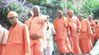 Dining Hall and Sant Kutia Inauguration at Advaita Ashrama, Mayavati