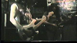 Evildead- B.O.H.I.C.A and Screams From The Grave 1988 rehearsal