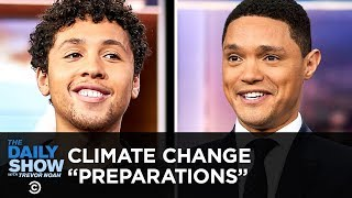 "Jaboukie Young-White Makes the Case for Climate Change ""Preparations"" 