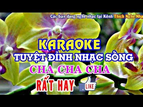 karaoke-nhac-song-lien-khuc-organ-chachacha-hay-nhat-2017
