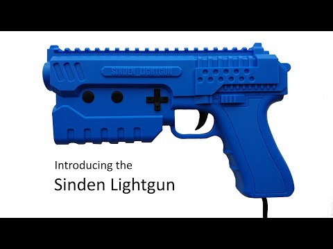 The Sinden Lightgun-GadgetAny