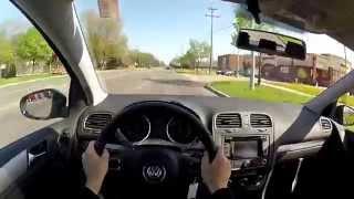 2014 Volkswagen Golf TDI - WR TV POV Test Drive