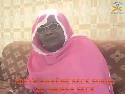 Ndeye Mareme SECK soeur de Idy