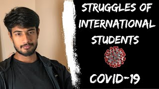 COVID19 STRUGGLES of international students | STUDY IN AUSTRALIA
