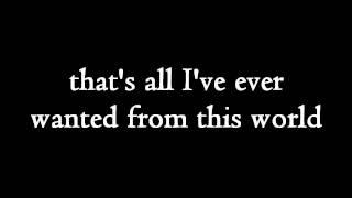 Let Me Be Myself - 3 Doors Down [Lyrics]