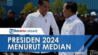 Hasil Survei Median: Prabowo Dipilih karena Tegas, Anies Baswedan Religius, Sandiaga Uno Peduli