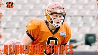Joe Burrow Is Poised to Become a Great Leader & QB | Bengals Behind the Stripes