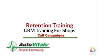 12 Retention Training