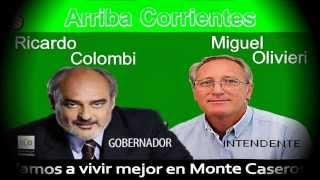preview picture of video 'Cumbia de MIGUEL OLIVIERI Intendente Monte Caseros 2013'
