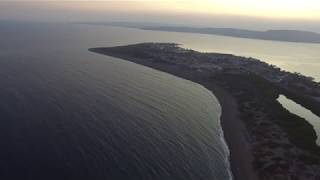 Port Royal Beach flyover with a DJI Phantom 3 Standard