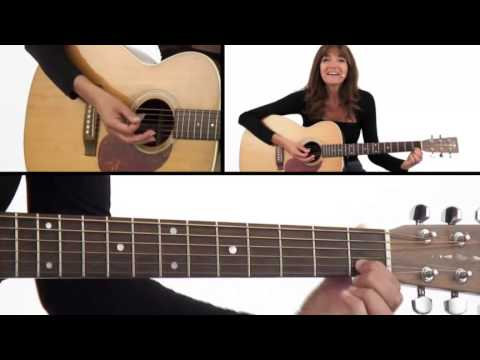 How to Play Single Notes - Beginner Guitar Lesson - Susan Mazer