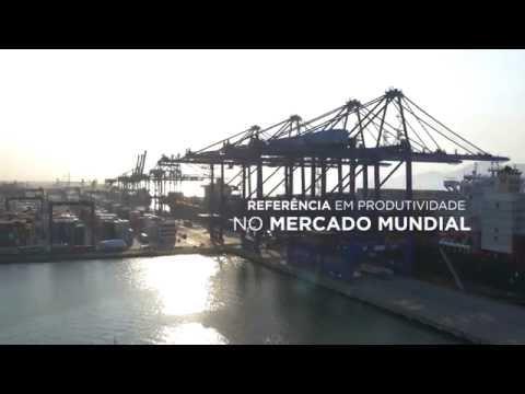 O Porto de Paranaguá