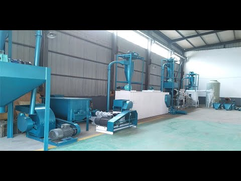 The extruder works well and does not require any pretreatment of the feed except for grinding. This allows the fish feed maker to accept dry, free-flowing materials, thereby simplifying the preparation equipment. The fish feed pellet machine can produce human food, animal feed and adhesives made from grains. It can destroy unwanted enzymes such as urease, lipase and colistinase during the cooking process. These extruders convert grains, grains, and oilseeds into porous collections, dissolving the extracts very effectively. The outlet of the fish feed pelletizer is equipped with a firmly installed mold, which can produce feed pellets of different sizes and shapes. In addition, a fish feed pelletizer is equipped with wearable parts for free, including two sleeves, a screw, a cutting knife and three molds. Fish feed pellets are popular feeds in modern commercial fish farming, which can provide balanced nutrition for fish populations and improve the environment of fish farms. Due to the high price of feed pellets on the market and the high cost of small fish farms, many farmers tend to purchase fish feed pellet machines to produce pellets by themselves in order to reduce costs. The reason why it is so popular around the world is that it is designed for small-scale fish farming and is affordable. It makes it a reality to produce fish food on farmers' own farms. It fully considers cost, market, efficiency and scale. https://www.pelletizermill.com/video/fish-feed-making-machine-in-nigeria