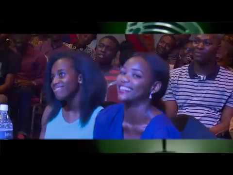 Comedian Forever's Performance At STAND UP NIGERIA
