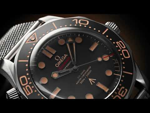 Seamaster Diver 300 James Bond