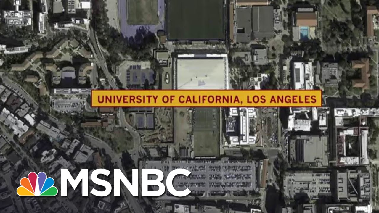 2 Confirmed Victims From UCLA Shooting | MSNBC thumbnail