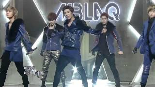 [110116] HD | MBLAQ   Stay