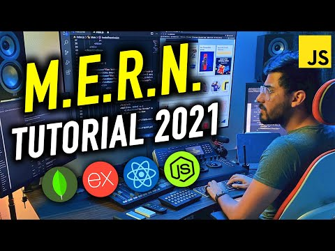Learn the MERN Stack - Full Tutorial for Beginners (MongoDB, Express, React, NodeJS) in 12Hrs (2021) Coupon