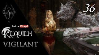 Skyrim - Let's Play VIGILANT (with Requiem): #36 Inquisition District