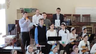 """Народный оркестр """"К сиянью вечному"""""""