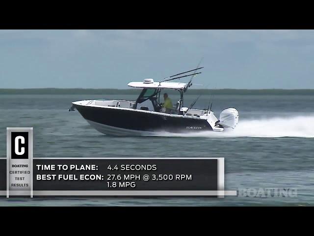 2018 Boat Buyers Guide - Blackfin 272 CC