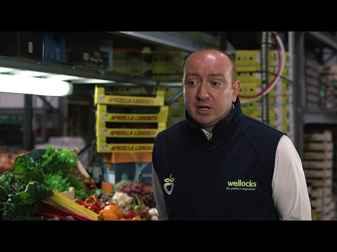 Wellocks - Michael Beech, Finance Director at Wellocks discusses the benefits of using the euroShell card.