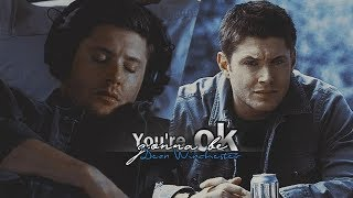 Dean Winchester • You're gonna be ok [+13x03]
