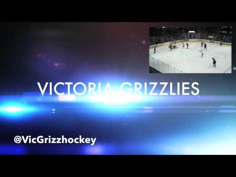 Victoria Grizzlies Playoffs March 14th and 15th