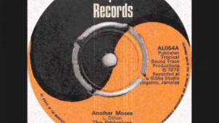 The Ethiopians Anothers Moses [TROPICAL RECORDS 1975]
