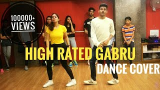High Rated Gabru Dance cover | Guru Randhawa | Namit Chhajed Dance | Varun Dhawan | Shraddha Kapoor