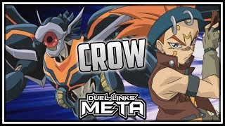How To Unlock Crow Hogan in Yu-Gi-Oh! Duel Links 5D's World
