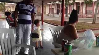 preview picture of video 'Cuba, Navidad 2014'
