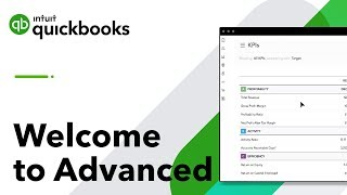 QuickBooks Online Advanced video