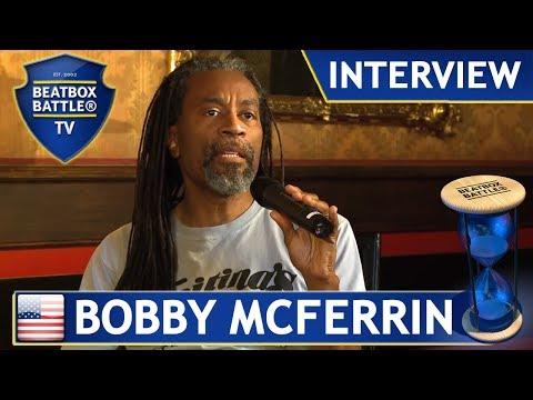 Bobby McFerrin o zpěvu a hudbě